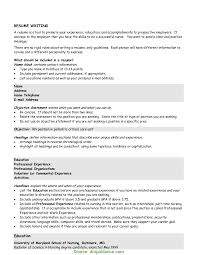 Resume Objective Statements Typical Effective Objective Statements For Resume Good Resume 12