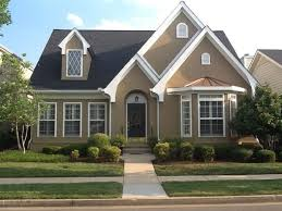 Paints For Exterior Of Houses Style Plans Simple Design