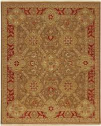 extra red and gold area rug incredible cievi home regarding awesome garuda woven art natural wool