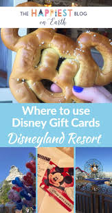 disneyland disney gift cards