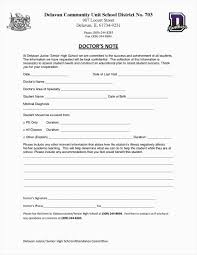 011 Fake Doctors Note Template Pdf Ideas Work Excuse Fresh