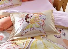 disney princess belle bedding set for kids girls teens 5 600x439 disney princess belle bedding