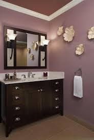 ... Remarkable Purple Bathroom For Home Designing Inspiration with Purple  Bathroom ...