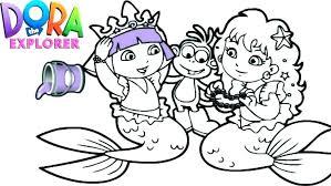 Princess Dora Coloring Pages To Print Wellnessworldinfo