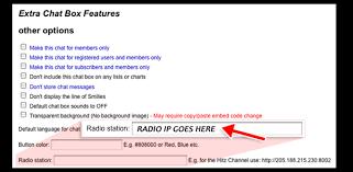 Xat Radio Radio Xat Add Music To Your Xat Chat Chatbox