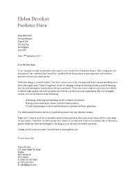 Nursing Resume Cover Letter 16 Registered Nurse Sample For Rn