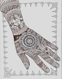 Zentangle Patterns Enchanting Free Printable Zentangle Coloring Pages For Adults