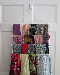 scarf hanger scarf holder scarf wall rack scarf