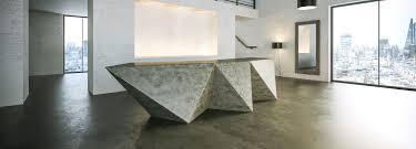 polished concrete furniture. Bespoke Concrete Furniture Polished