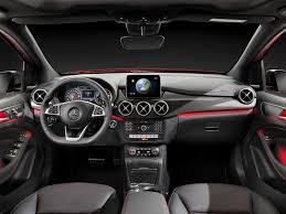 Resultado de imagen para Mercedes Clase B Sport Extra, versión especial inside