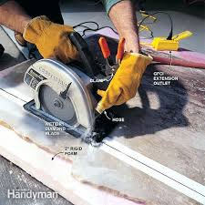 can you cut granite a circular saw and a garden hose is all you need to cut your marble slab how to cut granite slab for sink custom cut granite countertops