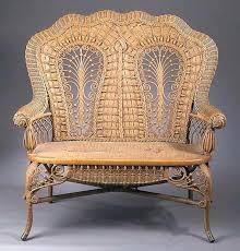 vintage wicker patio furniture. Fine Vintage Wicker Chair Vintage Rocking Value    And Vintage Wicker Patio Furniture B