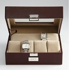 petal photo sharing personalized leather watch case for men at red envelope