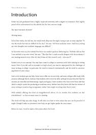 how to write an essay  ebooks at bookboon com 8 how to write an essay