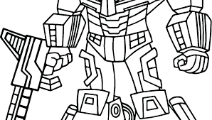 Transformers Coloring Pages To Print Transformers Bumblebee Coloring