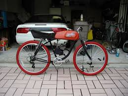 motorized bicycle cafe racer google search electric bikes
