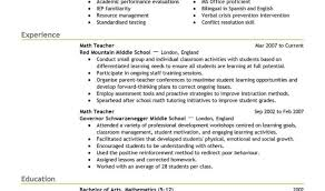 Resume How To Make A Simple Resume Resume Template Make A Simple