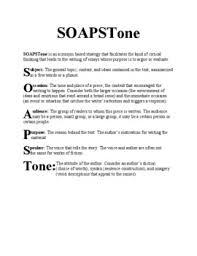 soapstone analysis by ryan grenz teachers pay teachers soapstone analysis