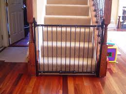 Gate For Stairs Baby Gate For Stairs With Banister Stair Constructions Keep