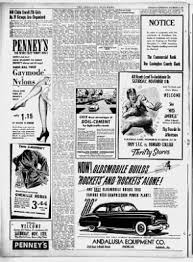 The Andalusia Star-News from Andalusia, Alabama on November 9, 1950 · 6