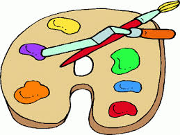 Image result for art supplies clipart