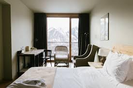 alpine hotel reinvented