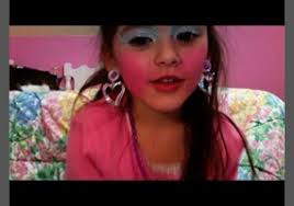 should kids be able to wear makeup at a young age