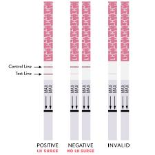 Ez Level Lh Ovulation Test Strips