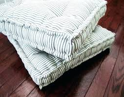 oversized outdoor cushions floor pillow
