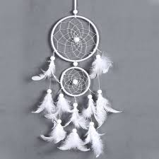 What Stores Sell Dream Catchers 100 Umiwe White Dreamcatcher Gift Handmade Dream Catcher Net With 70