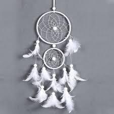 The Dream Catcher 1999 100 Umiwe White Dreamcatcher Gift Handmade Dream Catcher Net With 77