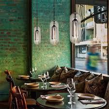 luxury modern glass pendant lamps