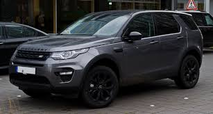 land rover discovery sport. fileland rover discovery sport td4 hse blackpaket u2013 frontansicht 3 land