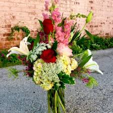 florist in tulsa flower delivery a mixture of our freshest flowers the gertrude