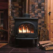 properly burn wood in a fireplace