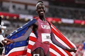 to Win Olympic Gold in 800M Since 1968