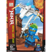 Đồ chơi lắp ráp xếp hình logo ninjago season phần 11, samurai và rắn ninja  PRCK 61021 trọn bộ 8 hộp.