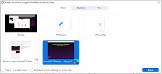 use google slides presenter view to see