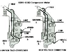 3 hp spl 3450 rpm u56 frame 115 230v air compressor motor see 2 more pictures