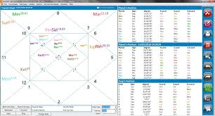 Professional Edition 5 0 Astrology Software Horosoft