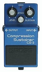 boss cs 2 compression sustainer guitar pedal schematic diagram boss cs 2 compression sustainer guitar pedal