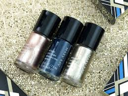 mary kay limited edition runway bold collection nail lacquers