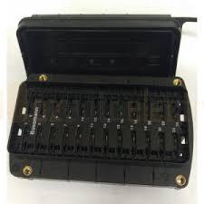 fuse boxes automotive fuse box supplier nationwide delivery bussmann 15714 24 10 22a quad bussed 24 pole fuse block circuit