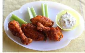 cooked chicken wings. Fine Wings Baked Wings To Cooked Chicken Wings