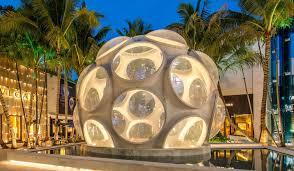 Fdc Miami Design District Llc Miami Design District Public Art Tours Tickets Palm Court