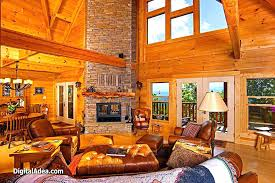 Log Cabin Living Room Style Rooms 400 Photos Apa40 Cool Log Cabin Living Room Concept