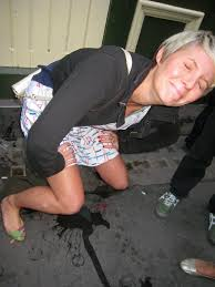 Sexy photos women urinating