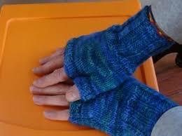 Free Fingerless Gloves Knitting Pattern New Two Hour Fingerless Gloves AllFreeKnitting