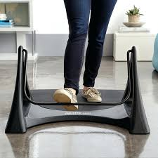 standing desk foot rest rocker standing desk mat standing desk with swinging footrest