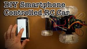DIY Smartphone Controlled <b>RC Car</b> - YouTube
